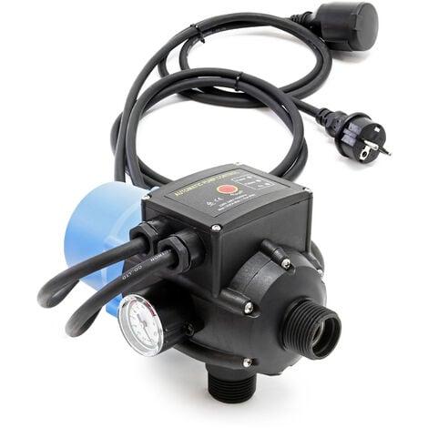 SKD-2D interruptor presión controlador bomba agua doméstica fuentes protector marcha seco 1,5 bares