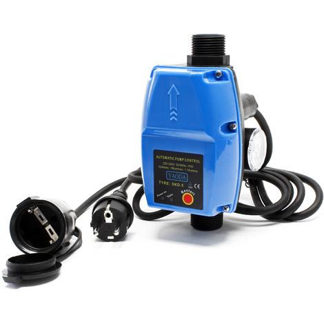 SKD-5 interruptor presión controlador bombas agua doméstica fuentes protector marcha seco 1,5 bares