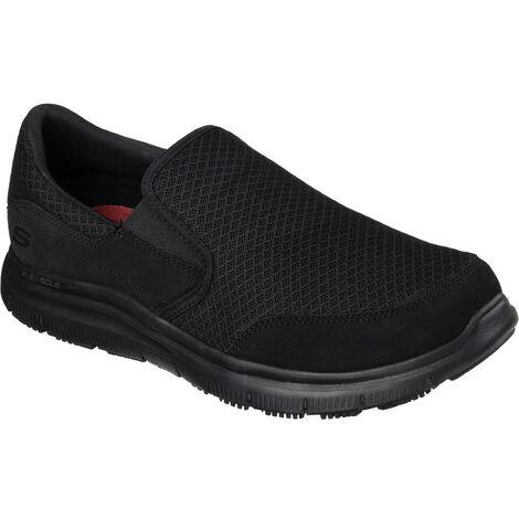 Skechers Mens Flex Advantage McAllen Safety Work Shoe