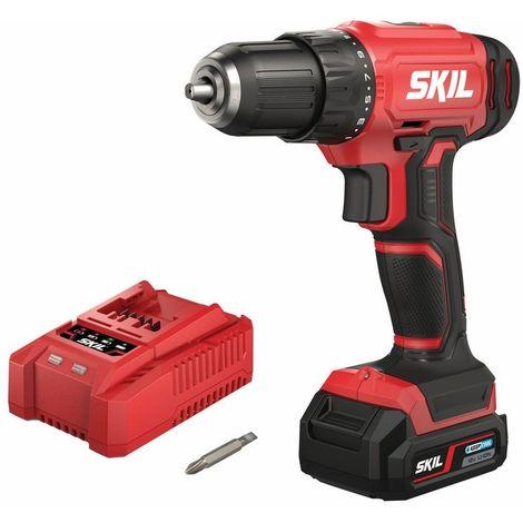 SKIL DD1E 2740AA Taladro/atornillador a bateria 12v con bateria 2Ah