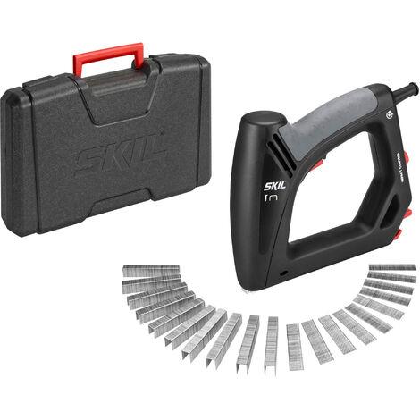 Skil Tacker 8200 AC, max. Klammer-/Nagellänge 16 mm, Nagler, Klammergerät
