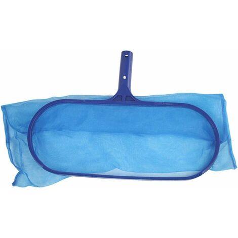Skimmer de piscine professionnel, filet à feuilles, filet d'écumeur de feuilles, filet de piscine, filet de sol pour spas, piscines, bains à remous et feuilles de nettoyage, saleté