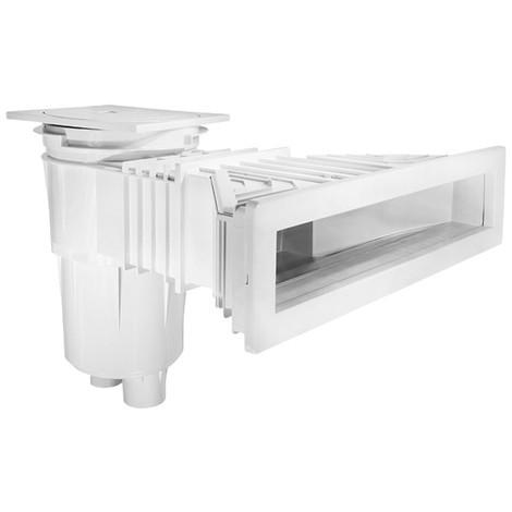 Skimmer miroir liner - gamme NORM de Astralpool - Pièce à sceller