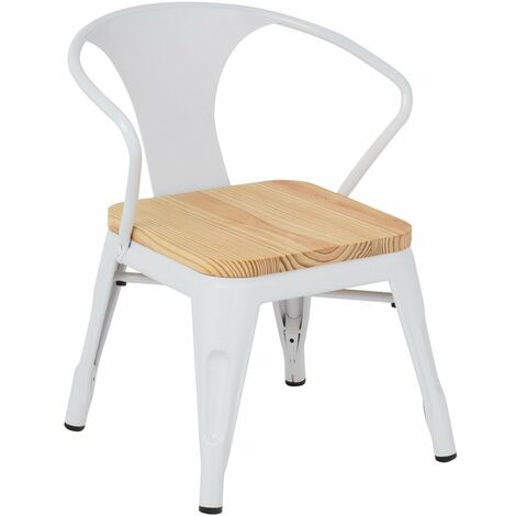 SKLUM Chaise avec accoudoirs LIX Bois [KIDS!]