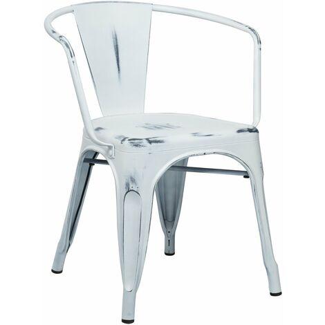 SKLUM Chaise avec accoudoirs LIX VintageSalle à Manger Cuisine Style Industriel