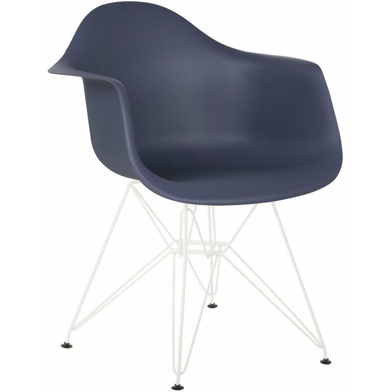 SKLUM Chaise avec accoudoirs LIX Blanc - Plus de Couleurs Kids!