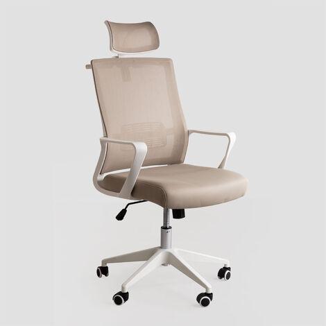 SKLUM Chaise de bureau Teill Colors avec roues et accoudoirs