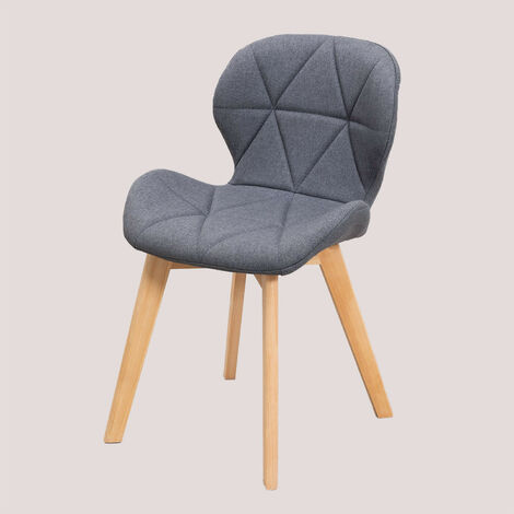 SKLUM Chaise de salle à manger Silvi Nordic Sk Polyèster