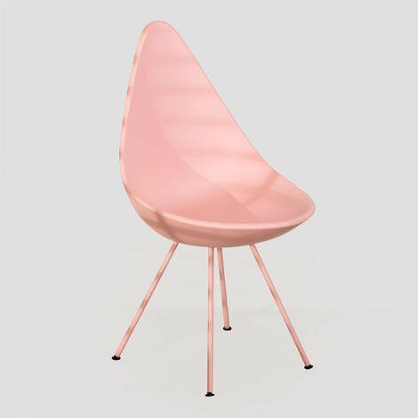 SKLUM Chaise en polypropylène et métal Goty