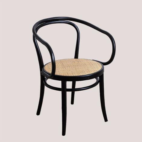 SKLUM Chaise Vintage en Bois d'Orme Tone