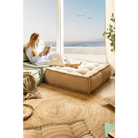 SKLUM Coussin de canapé modulable en coton Yebel