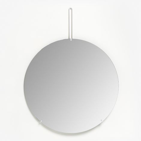 SKLUM Espejo de Pared Redondo en Metal (Ø50 cm) Kobo
