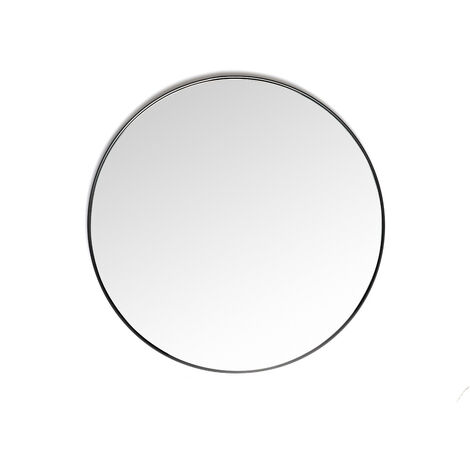 SKLUM Espejo de Pared Redondo en Metal (Ø60,5 cm) Gon