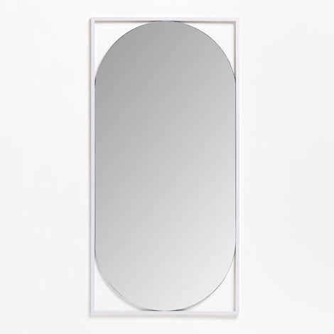 SKLUM Espejo Ovalado 80 cm Kres