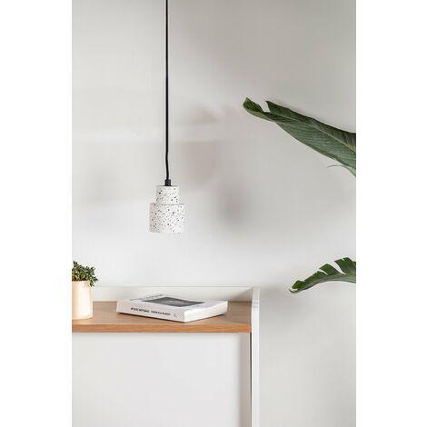 SKLUM Lampe Ozza Béton - Blanco