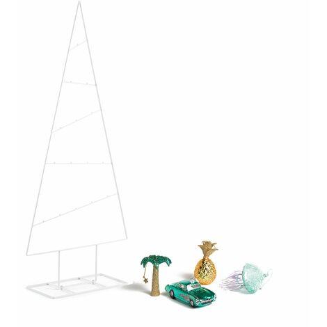 SKLUM PACK Árbol de Navidad Trey y Adornos