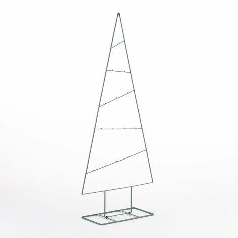 SKLUM PACK Árbol de Navidad Trey y Guirnalda Latt 10m