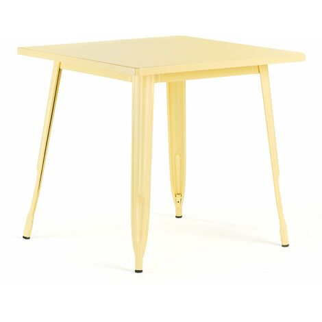 SKLUM Table LIX 80x80 Extérieur Mate