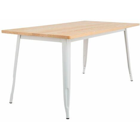 SKLUM Table LIX en Bois (120x60)