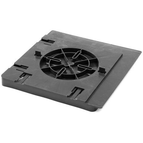 Slab plate for Rinno plot