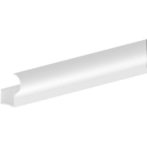 SLID'UP 220 Griffprofil, 270 cm, 18 mm, weiß