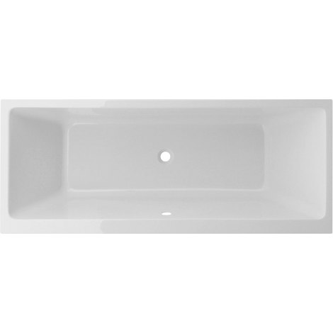 Slim Edge Centre Tap Bath 1700 x 700