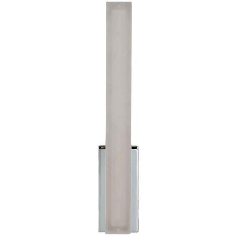 Slim LED wall light Julie, IP44