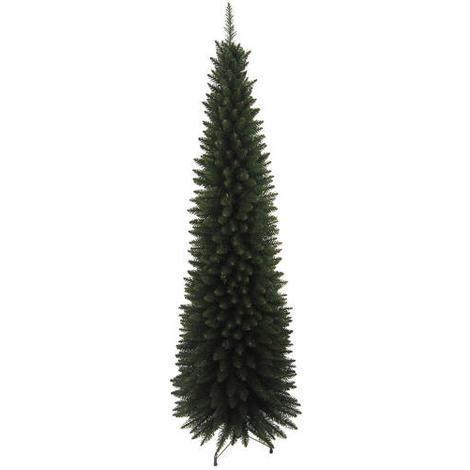 Slim Line 6ft Christmas Tree in Green