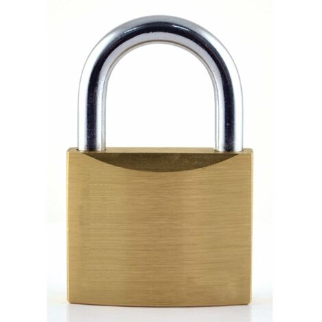 Slimline Brass Key Padlocks