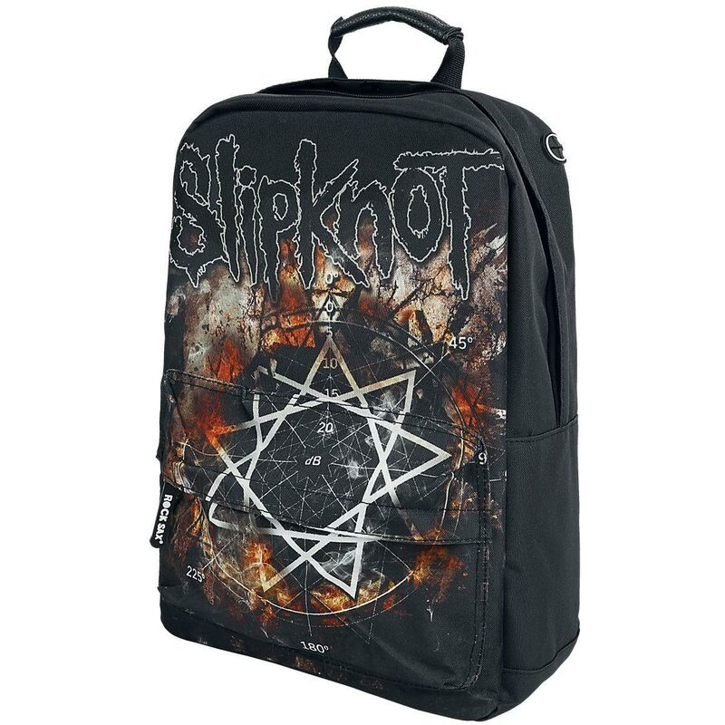 Image of Slipknot Pentagram Classic Backpack - LASGO