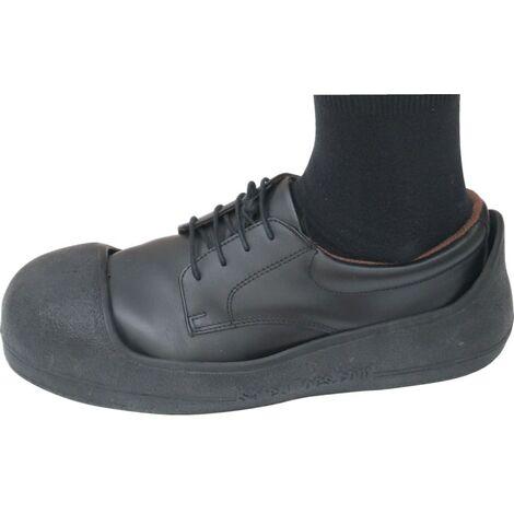 Slipp-R Black Safety Overshoes