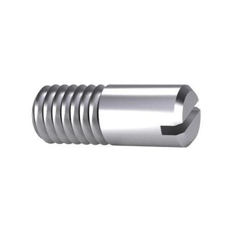 Slotted set screw DIN 427 Stainless steel A2