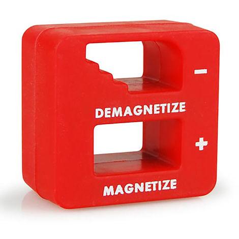 Bahco magnetizzabile SMAGNETIZZATORE e IN scatola di plastica