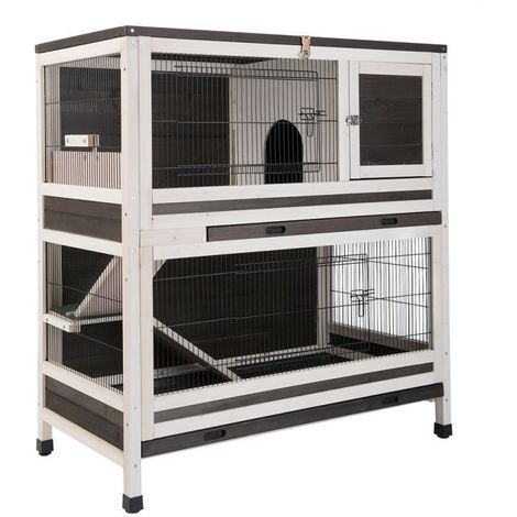 Small animal cage indoor lounge