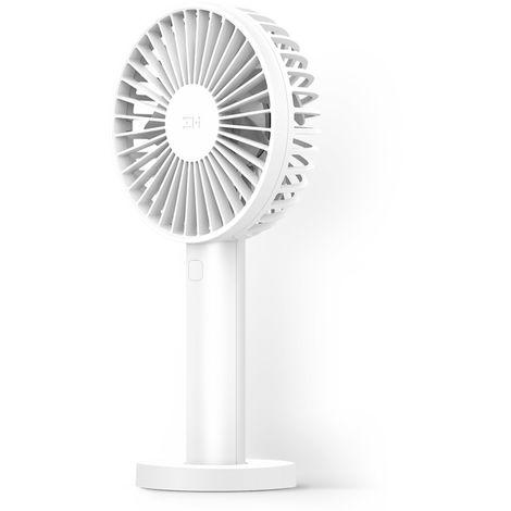 Small Desktop Fans Rechargeable 3350mAh