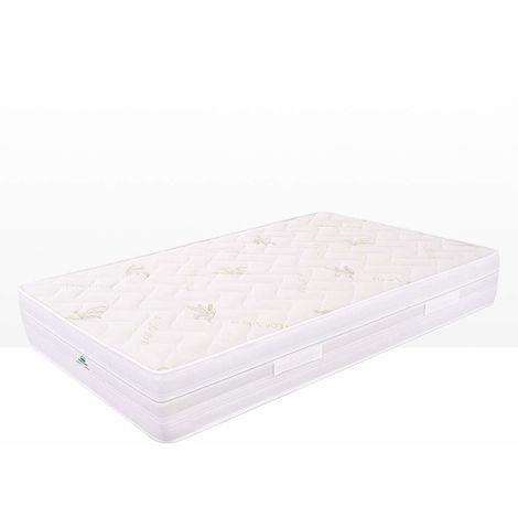 Small double mattress waterfoam 120X190x26cm removable cover PREMIUM