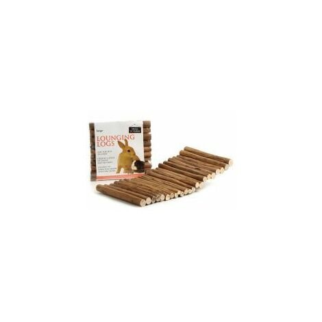 Small 'N' Furry Lounging Logs - lge - 570961