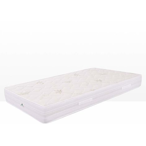 Small Single mattress waterfoam 80x190x26cm with removable cover PREMIUM