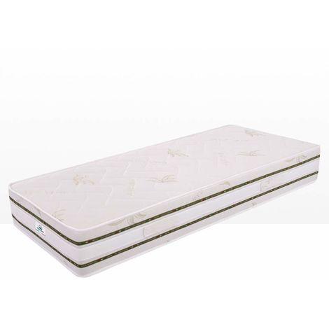 Small Single Memory Foam Mattress 30cm 80X190 with Aloe Vera Cover HIGH