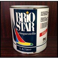 Smalto alchidico uretanico ambienti aggressivi-marino CP Italia Brio Star bianco satinato 0.75 litri