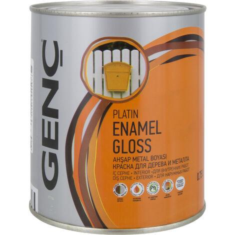 SMALTO LUC. GENC LT.0,750 GRIGIO CH. N.7400