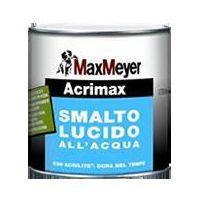 SMALTO MAX MEYER ACRIMAX LUCIDO NERO LUCIDO 0.125 LITRI