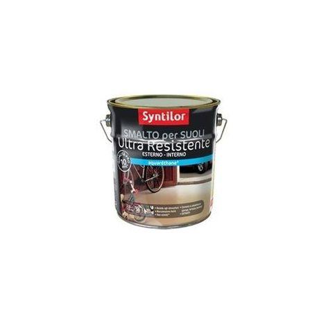 Smalto Per Suoli Ultra Resistente 2,5l Cemento-mattoni