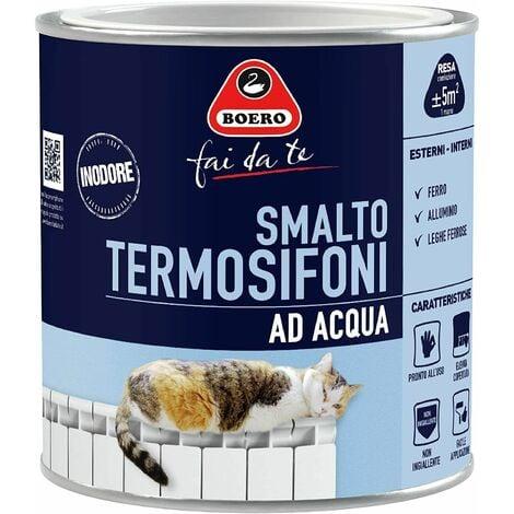 """main image of """"Smalto per Termosifoni Radiatori Calorifero Pittura ad Acqua Inodore 756 Boero"""""""