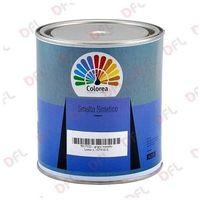 Smalto sintetico BIANCO OPACO 0.75 litri Colorea 9017301