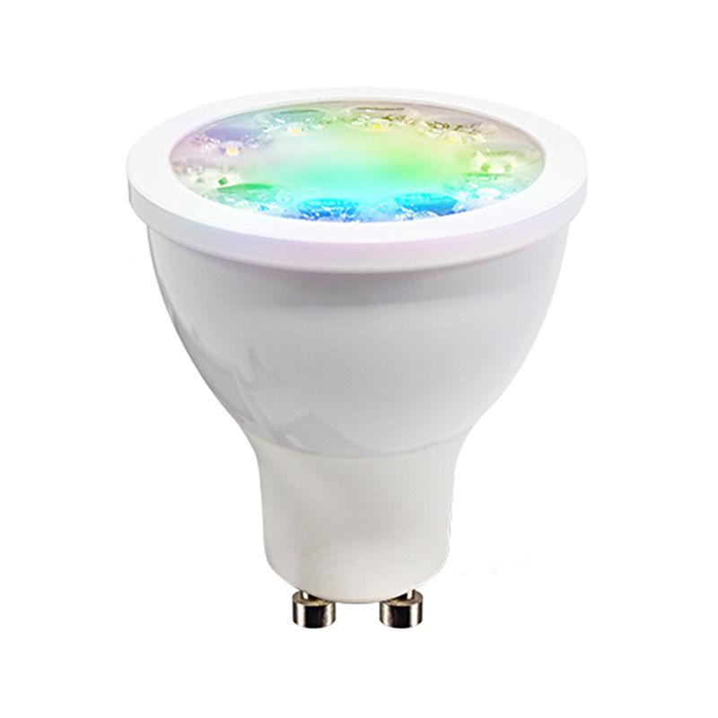 Image of Smart Bulb Rgbw AC100-240V 5W RGBW (Zigbee Version) Gu10 GL-S-003Z - GLEDOPTO
