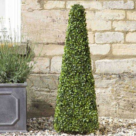 Smart Garden Boxwood Topiary Obelisk 60cm Decorative Artificial 5045030