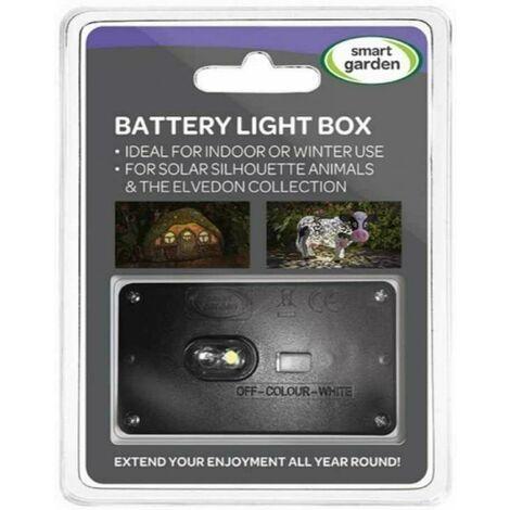 Smart Garden Replacement Battery Light for Solar figurines