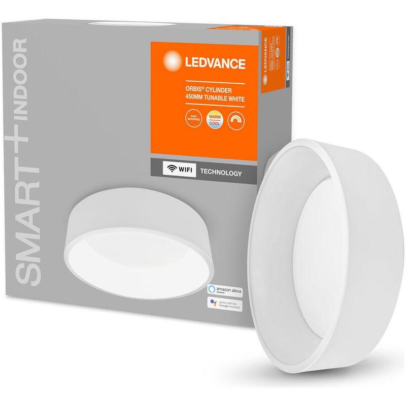 SMART+ LED Deckenleuchte in Weiß 24W 3300lm