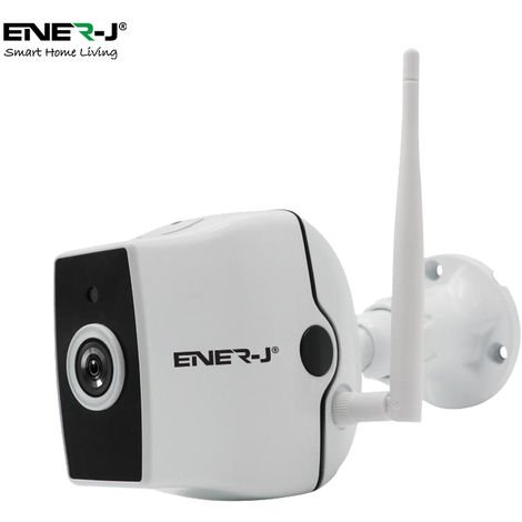 Smart Premium Outdoor IP Camera Fisheye Design, 1MP, 2 Way Audio